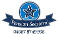 Logo pension Seestern